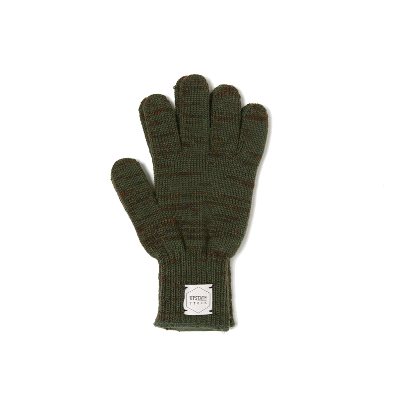 FIINGERED GLOVES - ARMY