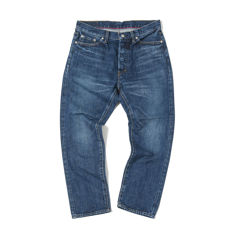 5 POCKET ANKLE DENIM PANTS - USED 1 YEAR