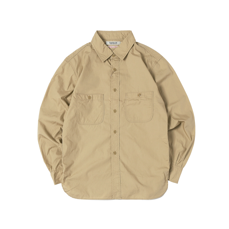 WORK SHIRTS - BEIGE