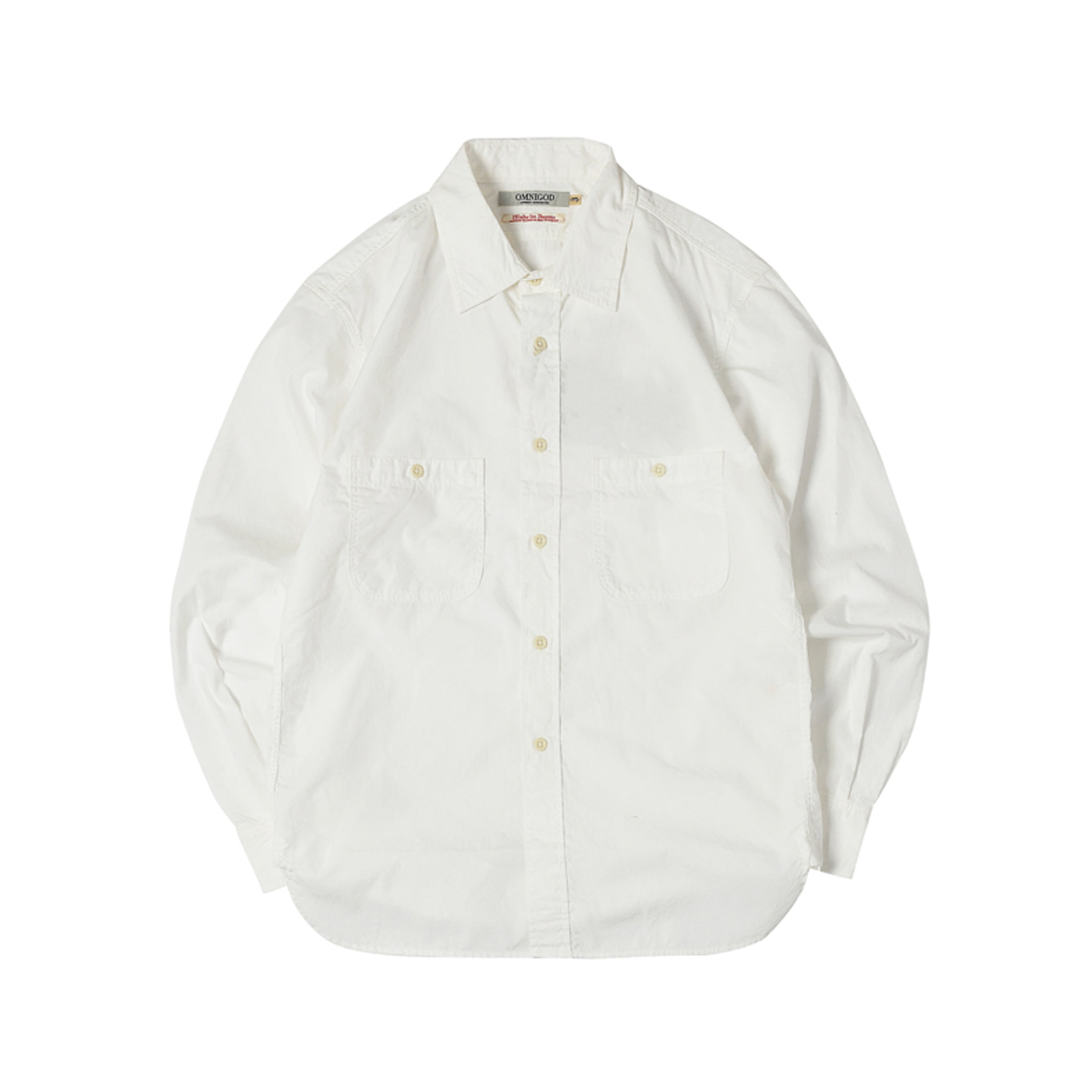 WORK SHIRTS - WHITE
