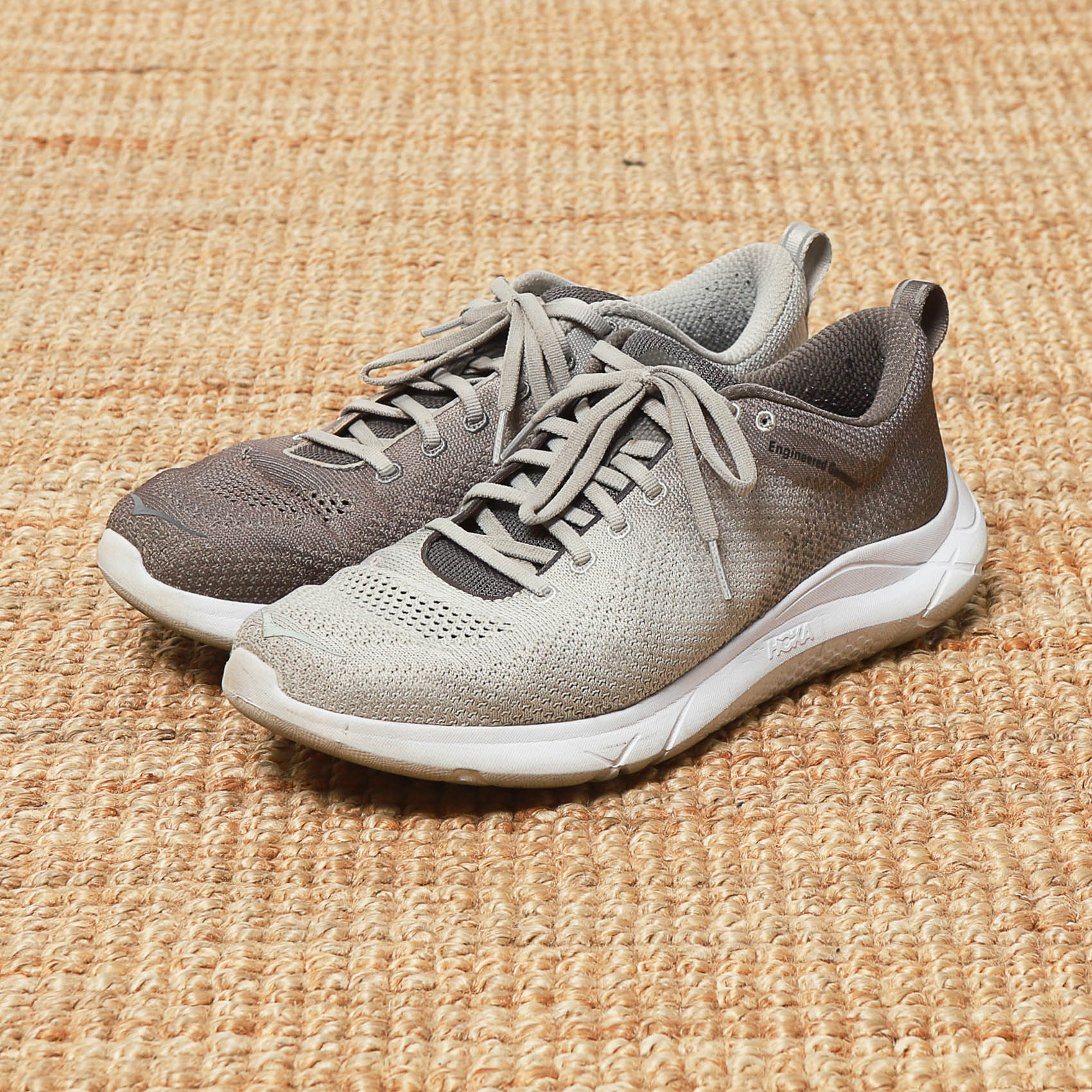 HOKA ONE ONE X ENGINEERED GARMENTS HUPANA - GRAY