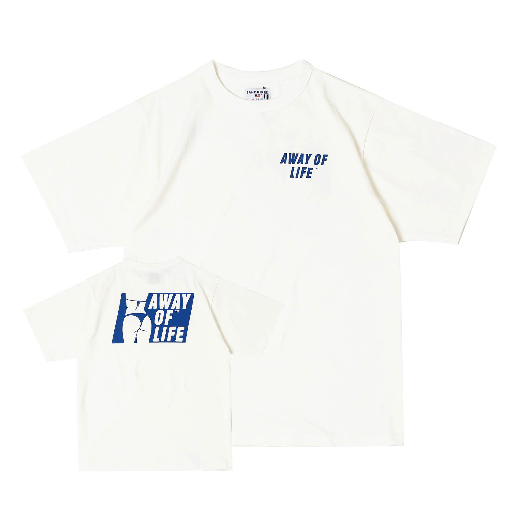 SEXY BUT TEE - WHITE