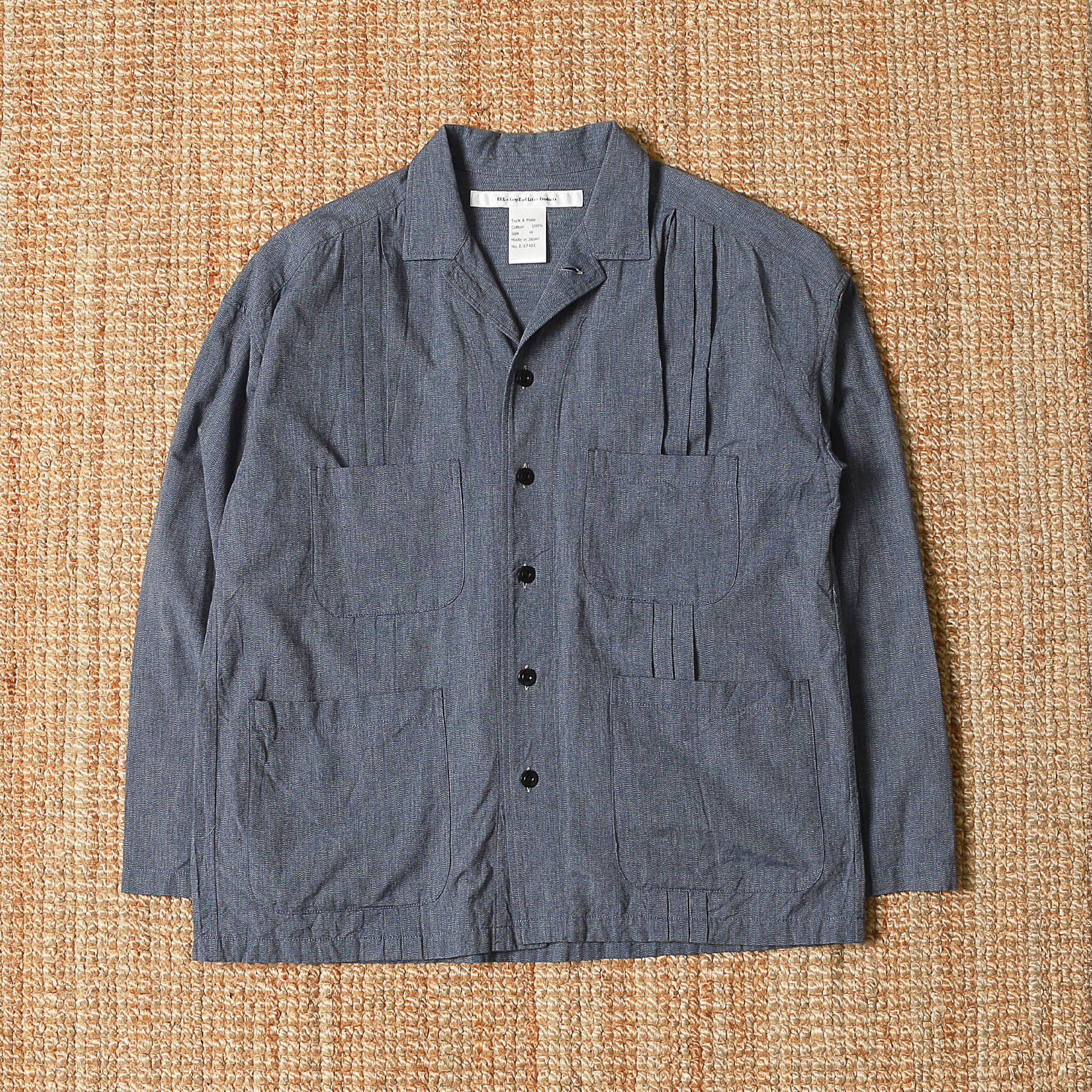 EEL SHIRTS JACKET