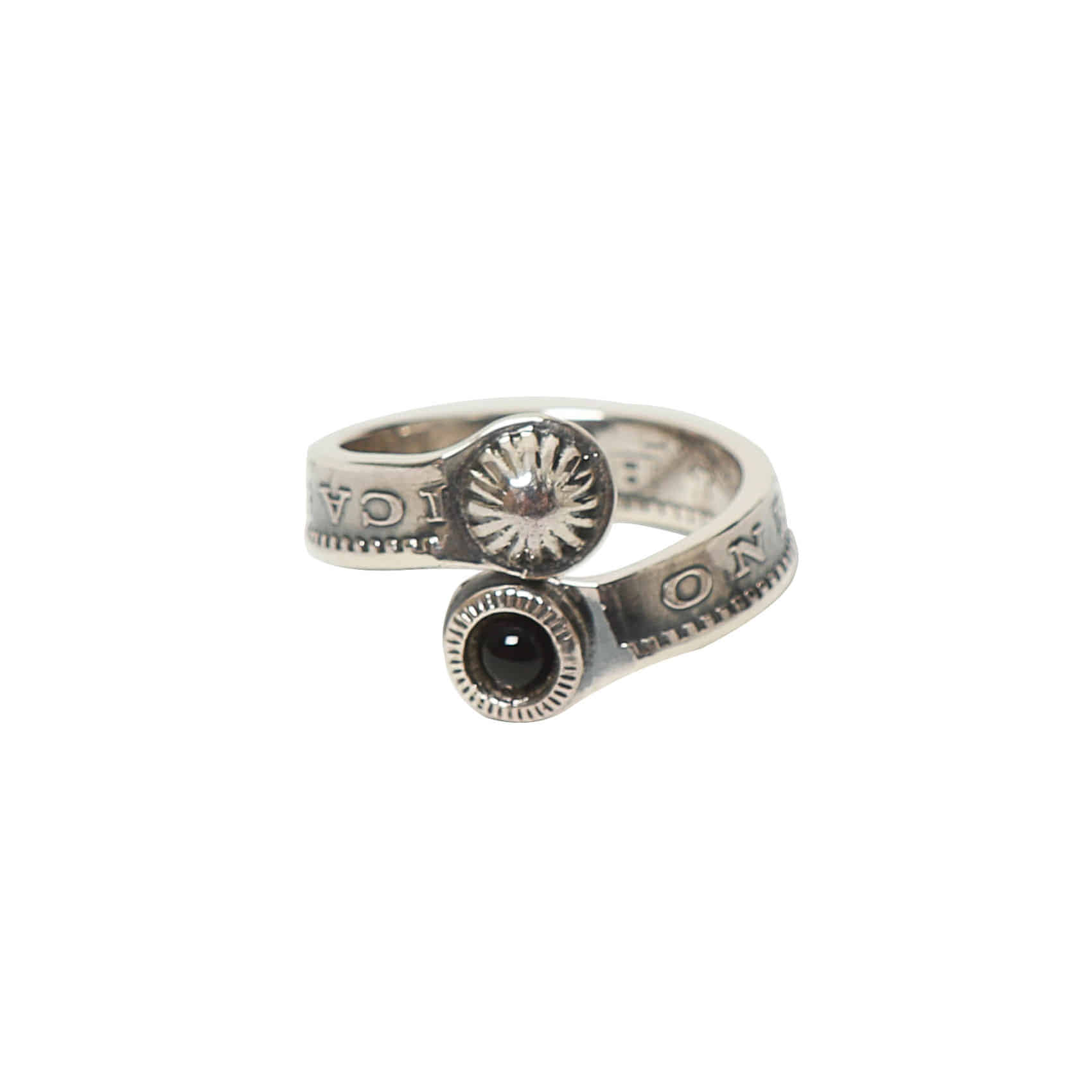 SILVER RING - BR8351