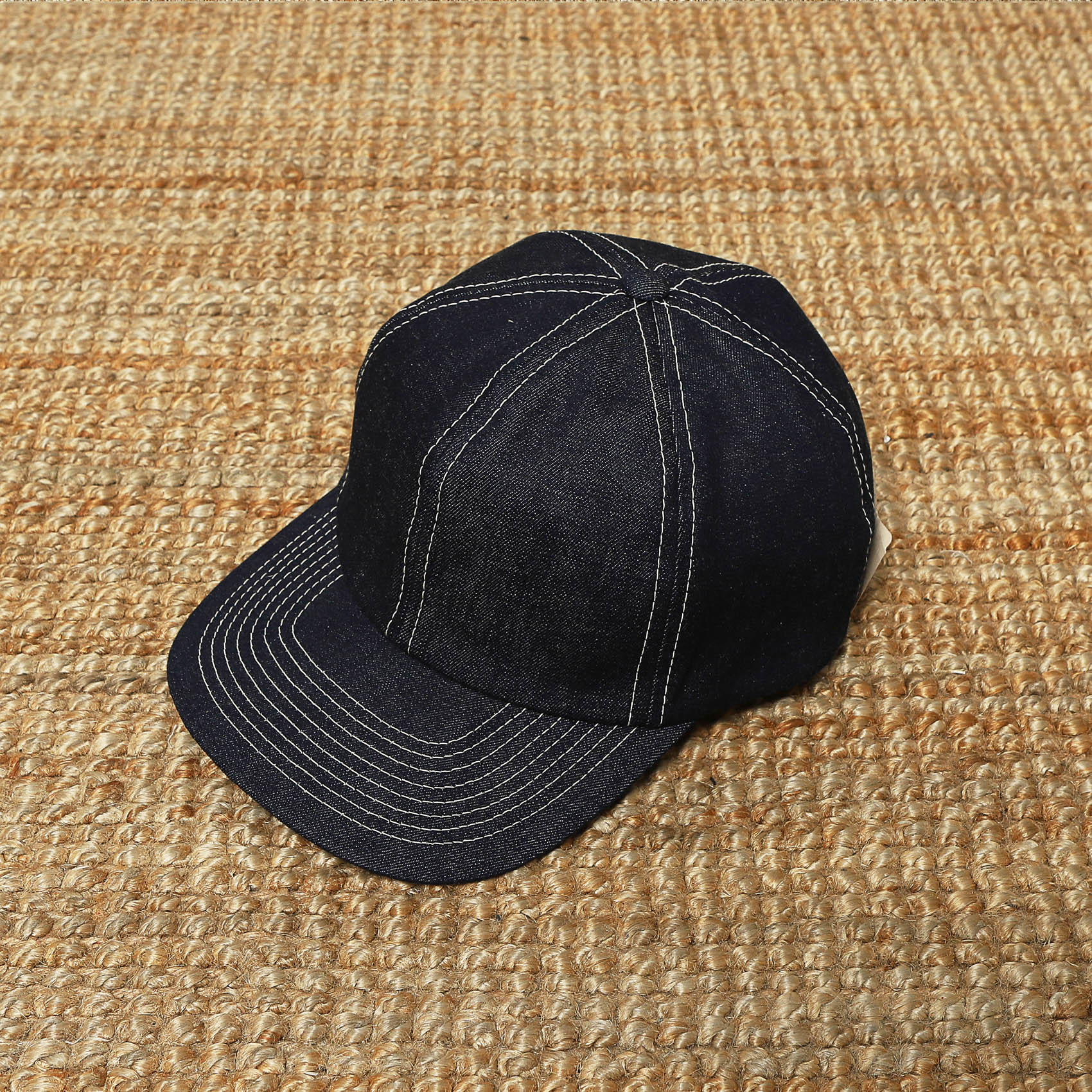 THE H.W. DOG&CO SPORTS CAP - INDIGO